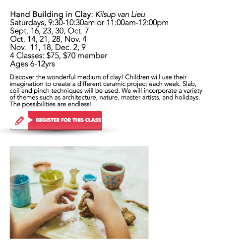 Children's-Hand-Building-in-Clay