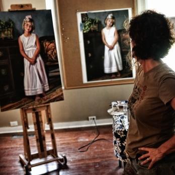 Me & my studio portrait shot by george